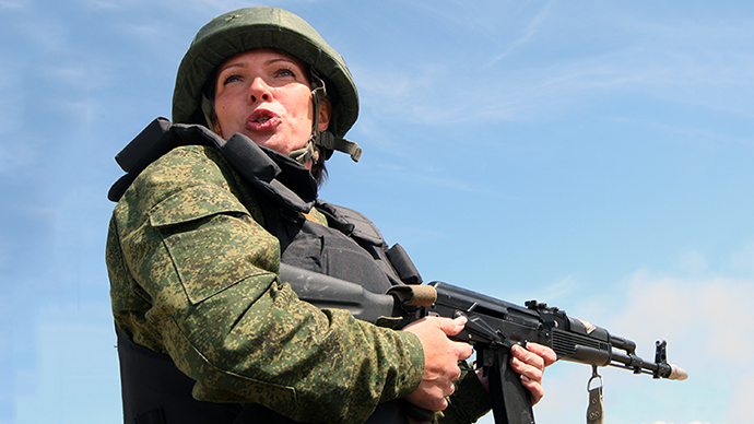 Women in uniform: Duma mulls equal opportunity for female recruits in conscription law