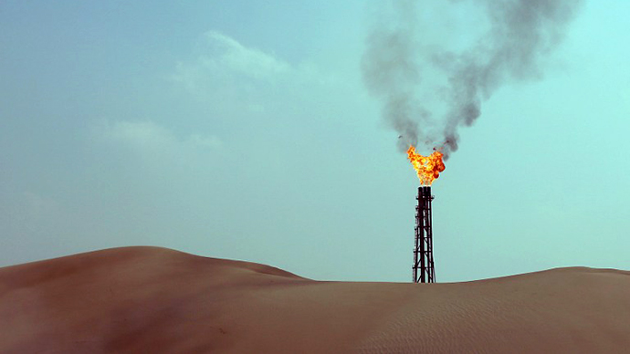 Qatari gas reserves to last 160 years - report