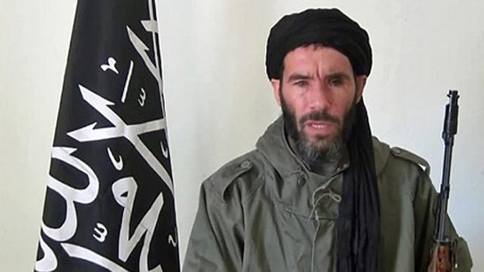 Mr Marlboro burned: Al-Qaeda fires terrorist Moktar Belmoktar by letter
