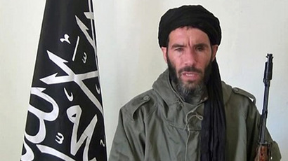 Mokhtar Belmokhtar (Image from wikipedia.org)
