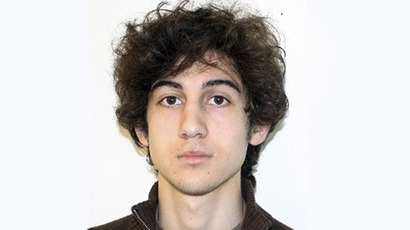 Dzhokhar Tsarnaev (photo by FBI)