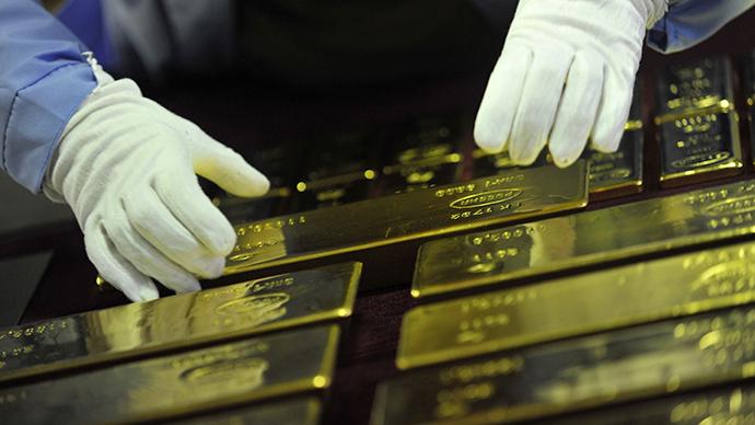 Ukraine is among top 50 world gold holders
