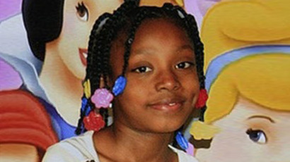Aiyana Jones. (Image from wikipedia.org / photo copyrighted by Jones family)