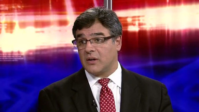 John Kiriakou.(Screenshot from RT video)