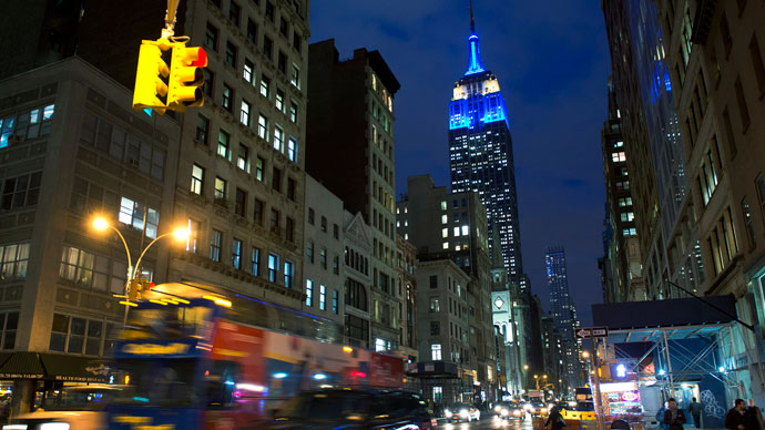Iconic Empire State Building goes public