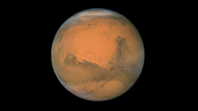 Today Radiation From Mars Radiation Makes Mars Travel