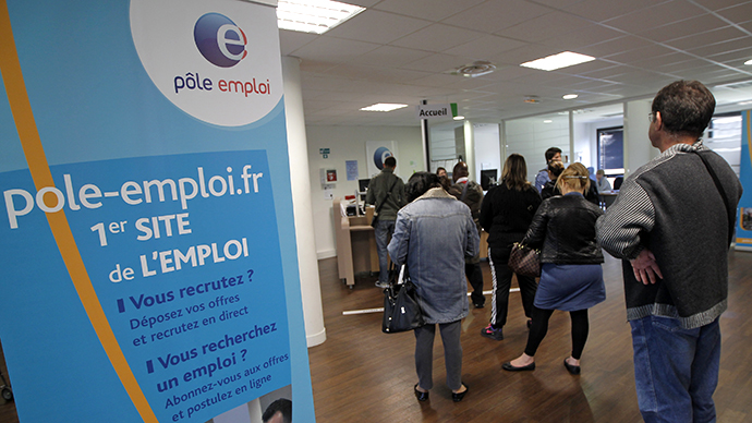 Eurozone unemployment hits another record high of 12.2% in April