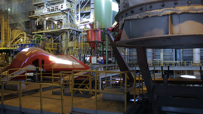 World's largest pipe maker TMK becomes second profitable globally
