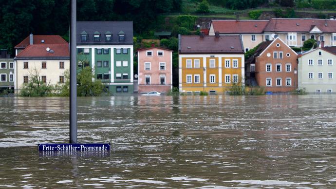 Central Europe On High Alert Amid Worst