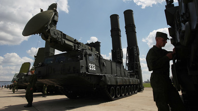 Sky defender: Russia unveils S-300 SAM replacement (VIDEO)