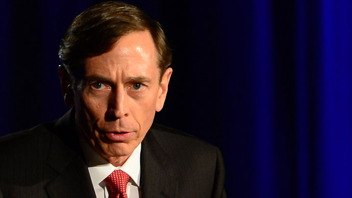 Socialite entwined in Petraeus scandal sues Pentagon