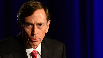 Former CIA director David Petraeus.(AFP Photo / Frederic J.Brown)