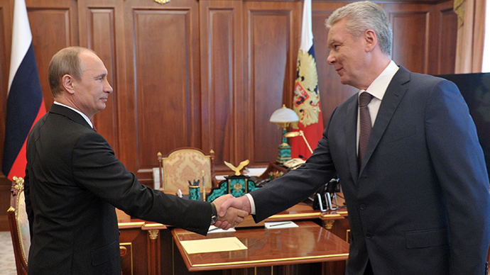 President Putin accepts Moscow mayor's resignation giving green light to early election