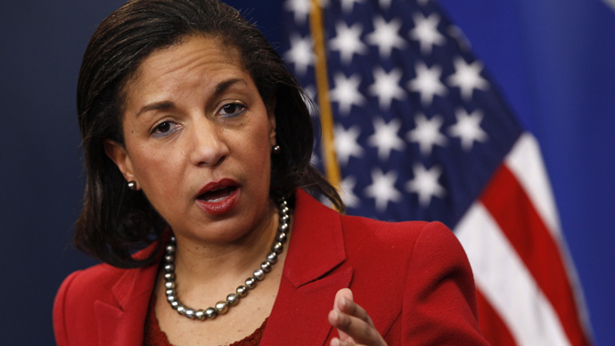 Obama appoints UN envoy Rice to national security position amid controversy