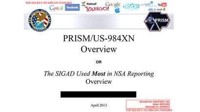 Snowden leak: NSA secretly accessed Yahoo, Google data centers to collect information