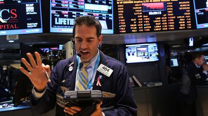 Market Buzz: Global stimulus concerns drag stocks down