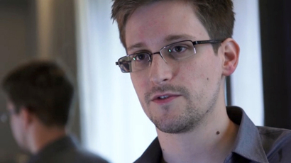 Edward Snowden (AFP Photo / The Guardian)