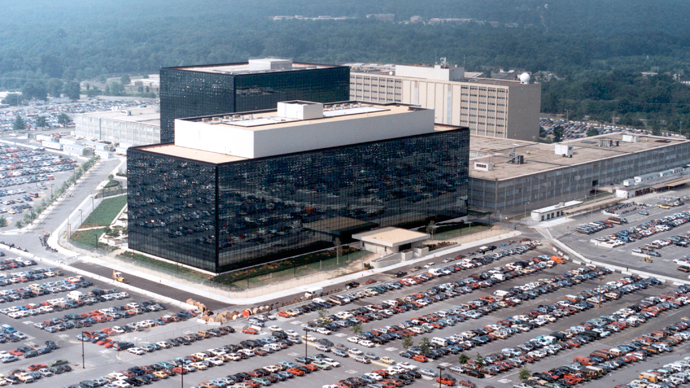 National Security Agency headquarters building in Fort Meade, Maryland (Reuters / NSA / Handout via Reuters)