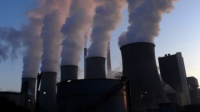 Global warming to cost coal-fired power generators $1.8tn - IAE
