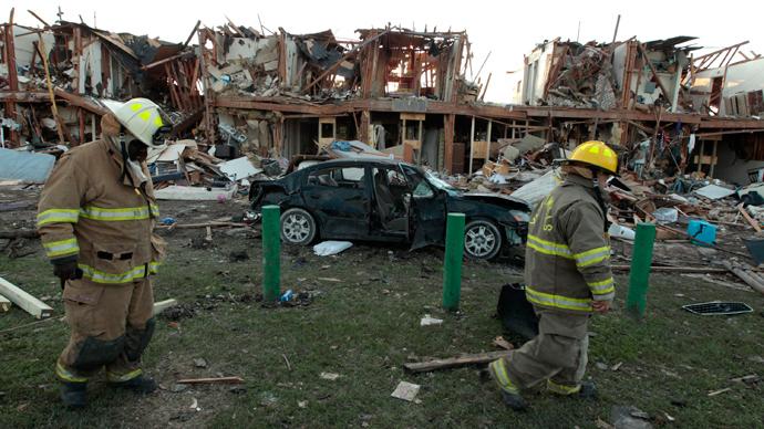 West, TX denied reconstruction funds despite Obama's pledge