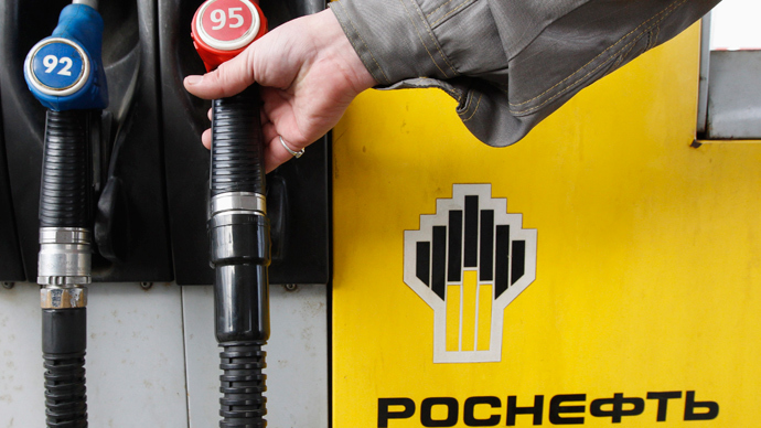 Russian oil price jumps 20% in a month as Rosneft cuts domestic sales