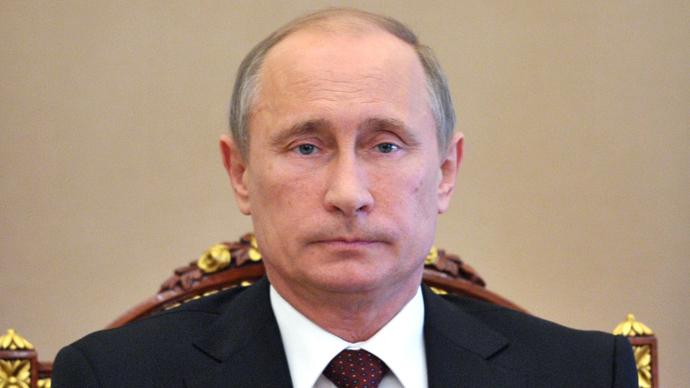 Vladimir Putin (RIA Novosti / Aleksey Nikolskyi)