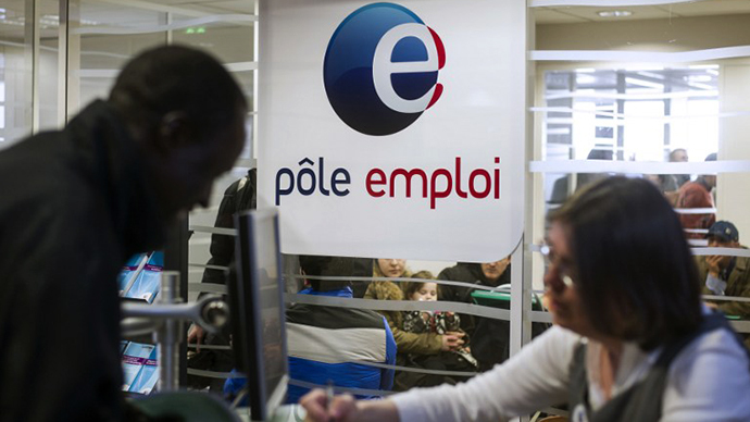 Eurozone unemployment leaves 19.4mn jobless, 7 year high