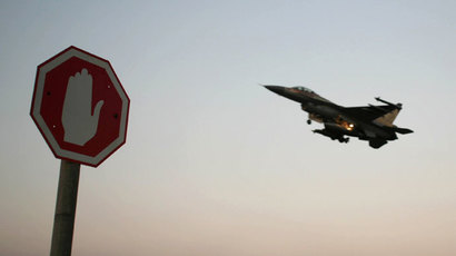Russia promises to veto no-fly zone in Syria