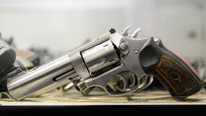 Smith & Wesson gun maker hits record financials year after US shootings