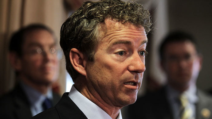 U.S. Senator Rand Paul.(AFP Photo / Alex Wong)