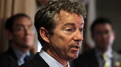 Washington Times ends Rand Paul's column over plagiarism accusations