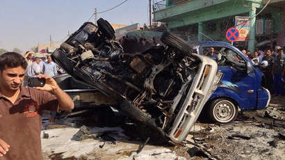 65 people killed and 190 wounded in Iraq, worst violence since 2008