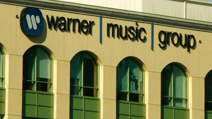 Warner Music buys Russia's leading record label