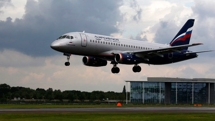 Russia signs first contract at Paris Air Show