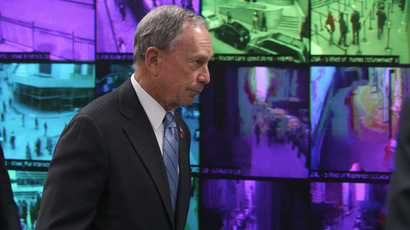 New York City Mayor Michael Bloomberg (AFP Photo / John Moore)