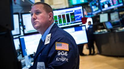 Market Buzz: Stocks tumble on Fed decision, Chinese data