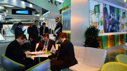 St. Petersburg International Economic Forum LIVE UPDATES