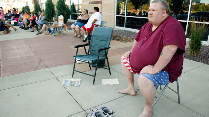 Americans fatter than ever, obesity officially called a 'disease'