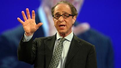 Ray Kurzweil (AFP Photo / Gabriel Bouys)