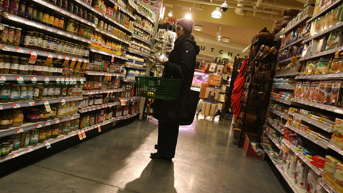 80 percent of US packaged foods may contain dangerous chemicals