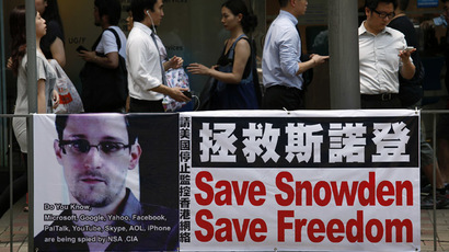 US urges Hong Kong to act soon on NSA whistleblower extradition