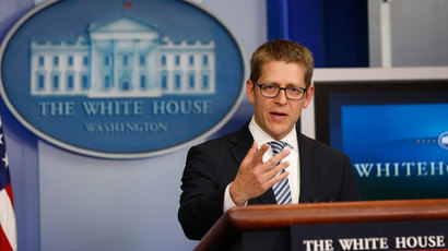 White House Press Secretary Jay Carney.(Reuters / Jason Reed)