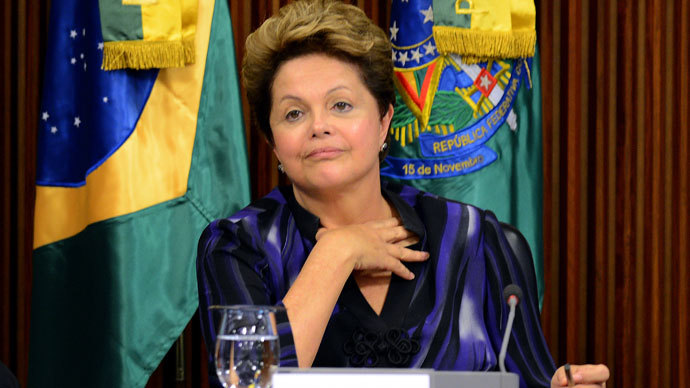 Brazil's president proposes reform referendum in wake of nationwide protests