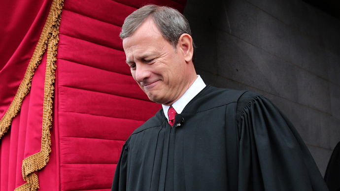 Chief Justice John Roberts (AFP Photo / Pool / Win Mcnamee)
