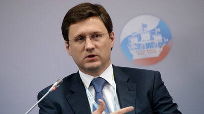 Gazprom CEO: Shale gas not Russia's concern this century