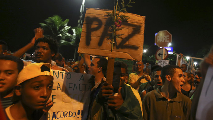 'Vitoria!' Mass protests force Brazil congress to reject 'bill of discontent'