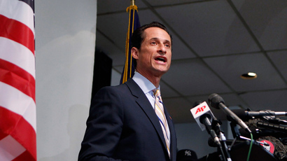 Anthony Weiner (Reuters / Shannon Stapleton)