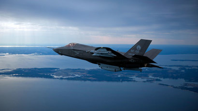 F-35 (Reuters / Lockheed Martin)