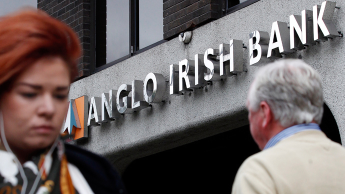 'Impossible to stomach': Merkel slams Irish bankers who fudged bailout figures