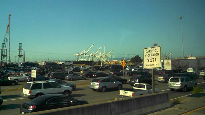 Nightmare commute: San Francisco public transportation goes on strike